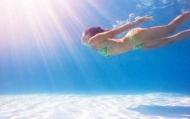Fototapety SPORT pływanie 12570 mini