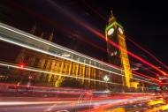 Fototapety PEJZAŻ MIEJSKI miasto nocą 13664 mini