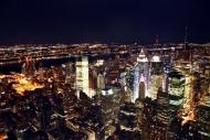 Fototapety PEJZAŻ MIEJSKI miasto nocą 13690 mini