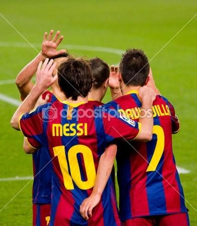 Fototapety SPORT fc barcelona 13700-big