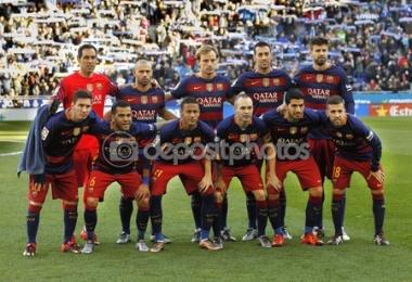 Fototapety SPORT fc barcelona 13703