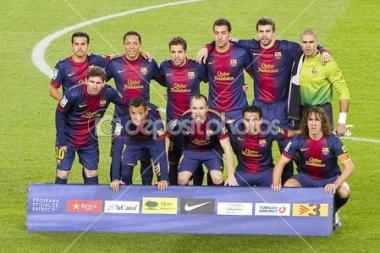 Fototapety SPORT fc barcelona 13705