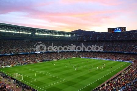 Fototapety SPORT fc barcelona 13714-big