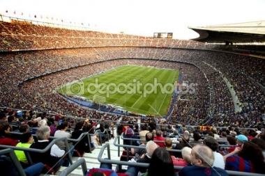 Fototapety SPORT fc barcelona 13715