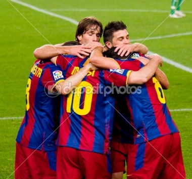 Fototapety SPORT fc barcelona 13721