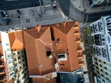 Fototapety PEJZAŻ MIEJSKI budynki 14006