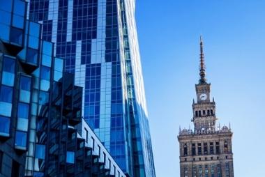 Fototapety PEJZAŻ MIEJSKI budynki 14158