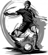 Fototapety SPORT piłka nożna 14240 mini