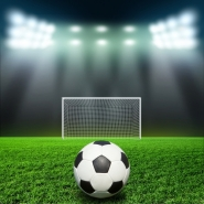 Fototapety SPORT piłka nożna 14256 mini