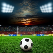 Fototapety SPORT piłka nożna 14258 mini