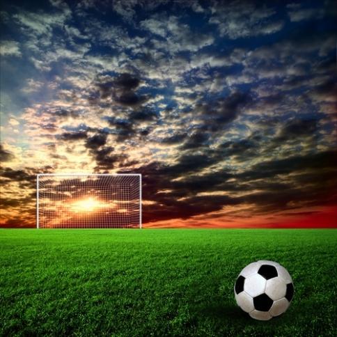 Fototapety SPORT piłka nożna 14259-big