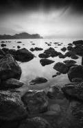 Fototapety FOTOTAPETY CZARNO BIAŁE Fototapety czarno białe 15144 mini