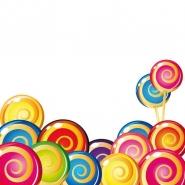 Fototapety GRAFICZNE paleta barw 1695 mini