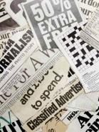 Fototapety INNE przegląd  prasy 1926 mini