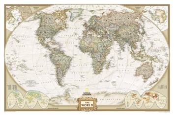 Fototapety KOSMOS mapy 2170