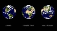 Fototapety KOSMOS planety 2171 mini
