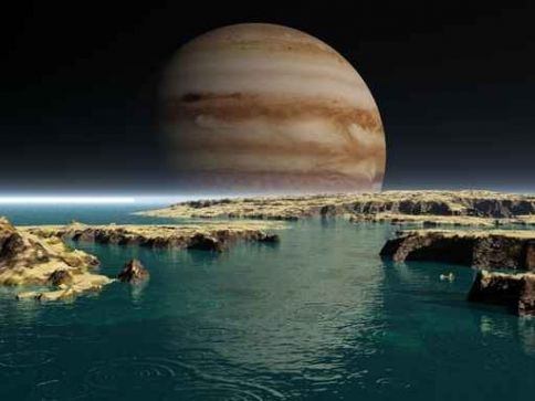 Fototapety KOSMOS planety 2179-big
