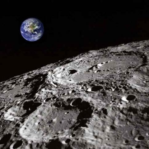 Fototapety KOSMOS planety 2182-big