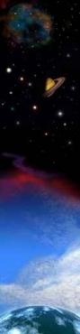 Fototapety KOSMOS planety 2186