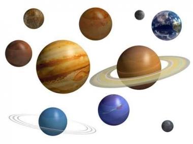 Fototapety KOSMOS planety 2190