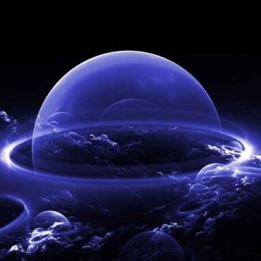 Fototapety KOSMOS planety 2191