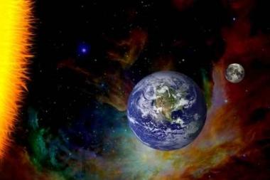 Fototapety KOSMOS planety 2194