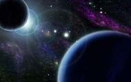 Fototapety KOSMOS planety 2196 mini
