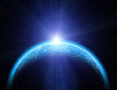 Fototapety KOSMOS planety 2198