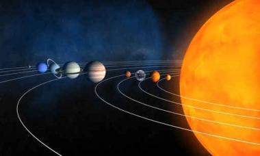 Fototapety KOSMOS planety 2202
