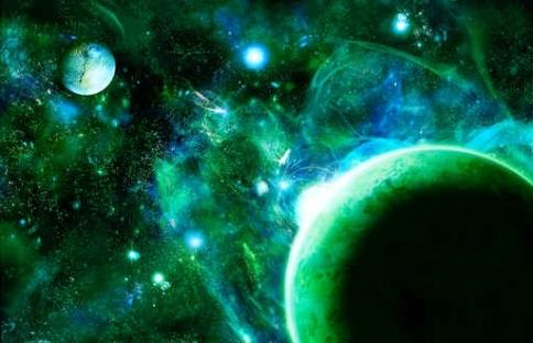 Fototapety KOSMOS planety 2203-big