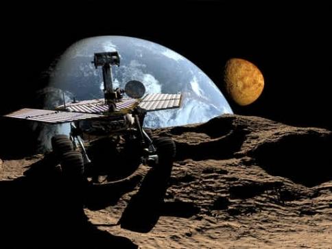 Fototapety KOSMOS planety 2206-big