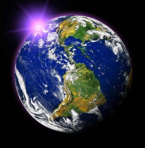 Fototapety KOSMOS planety 2208-big