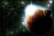 Fototapety KOSMOS planety 2209 mini