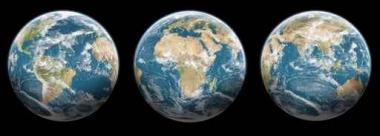 Fototapety KOSMOS planety 2210
