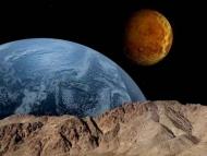 Fototapety KOSMOS planety 2213 mini