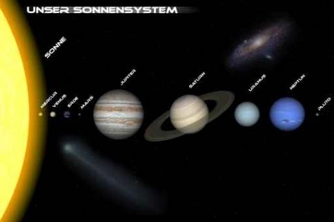 Fototapety KOSMOS planety 2216-big