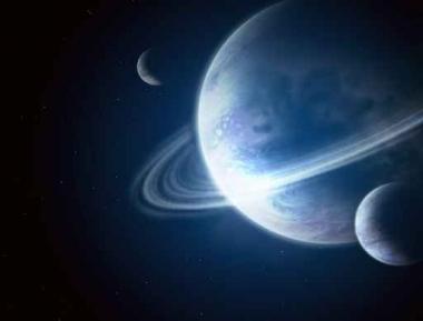 Fototapety KOSMOS planety 2218
