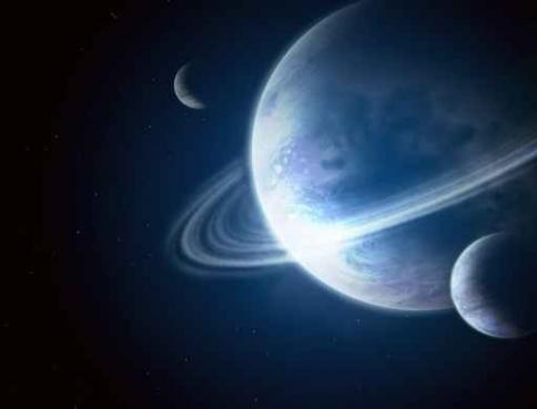 Fototapety KOSMOS planety 2218-big