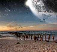 Fototapety KOSMOS planety 2221 mini