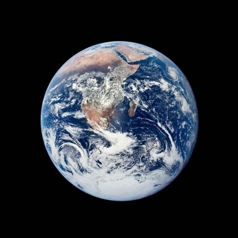 Fototapety KOSMOS planety 2231-big