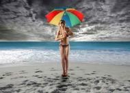 Fototapety LUDZIE na plaży 2711 mini