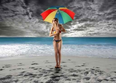 Fototapety LUDZIE na plaży 2711