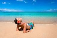 Fototapety LUDZIE na plaży 2718 mini