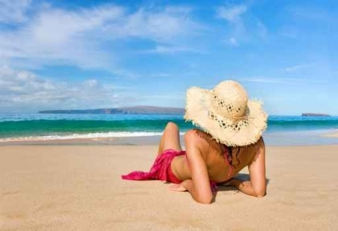 Fototapety LUDZIE na plaży 2720