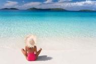 Fototapety LUDZIE na plaży 2723 mini