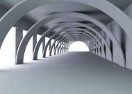 Fototapety ARCHITEKTURA tunele 352 mini