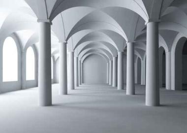 Fototapety ARCHITEKTURA tunele 353