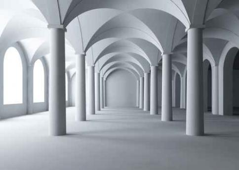 Fototapety ARCHITEKTURA tunele 353-big