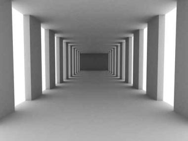 Fototapety ARCHITEKTURA tunele 357