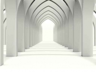 Fototapety ARCHITEKTURA tunele 364 mini